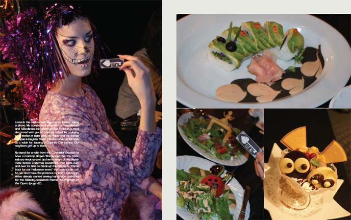 cute japanese food, theme restaurants tv show