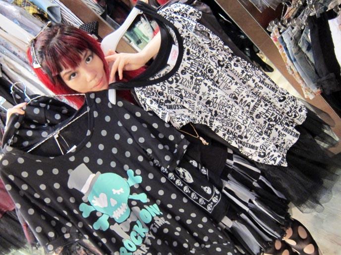 fc744266c43e spider mongkok, GOTHIC LOLITA SHOPs in hong kong, china, goth punk fashion  hong