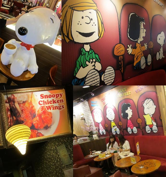 CHARLIE BROWN CAFE, HONG KONG: SNOOPY THEME RESTAURANT! CUTE DECORATED CAKES, TSIM SHA TSUI NIGHTLIFE PHOTOS. Snoopy restaurant, peanuts theme park, cute desserts, animal donuts, floresta, hong kong theme cafes, charlie brown snoopy woodstock, HONG KONG NIGHT PHOTOGRAPHY, TSIM SHA TSUI SYMPHONY OF LIGHTS SHOW. NEON STREET SIGNS, ASIA WALKING TOUR, Travel in hong kong, attractions, nightlife, tourist guide, the city of nights, buildings lit up with lights, chinese store signs, skyline, Pictures of Hong Kong at night, evening scenes, shopping, food