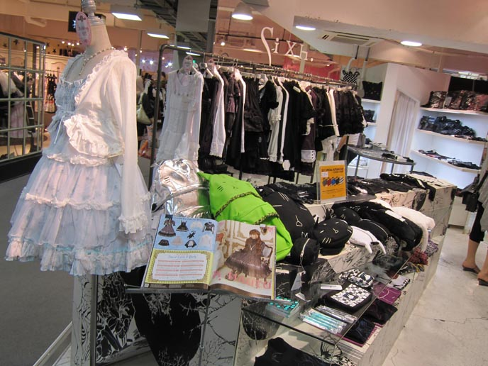 visual kei clothes, jrock style, plastic tree clothing line, h.naoto, hell cat punks, gothic lolita girls, harajuku clothes, gothic lolita clothing, shopping cute sweet loli, laforet harajuku, angelic pretty, putumayo, punk j-rock make fashion. gothic lolita bible scans, kawaii accessories, hair bows, cute necklaces, harajuku style, tokyo street fashion, japanese youth subcultures
