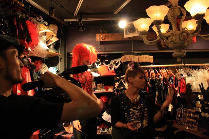 Baby Doll Goth Fetish Clothing  Accessories Store In Harajuku Venice -5447