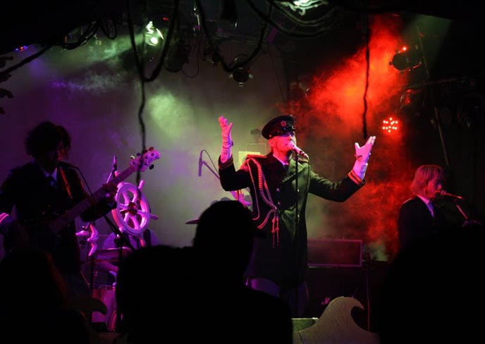 NHK KAWAII TV, la carmina nhk tv show, JAPANESE GOTH INDUSTRIAL MUSIC DJS, BANDS, CLUB NIGHT: MIDNIGHT MESS. NHK TV DOCUMENTARY FILMING, GOTHIC LIFESTYLE. tv casting, filming in tokyo japan, shinjuku club marz, goth clubs, dark culture, ebm, techno party, rave, hard rock, metal, punk, subculture style, goth fashion, japanese style, sexy fetish girls, asian mistresses, dominatrix