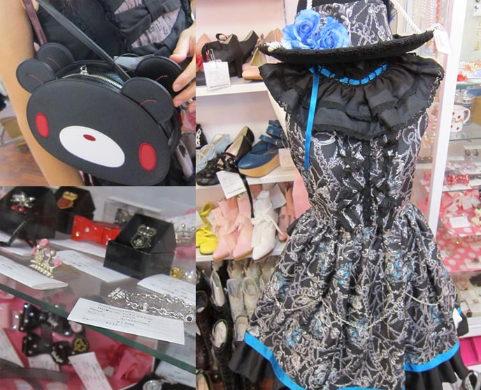 Best Discount Websites For Designer Clothes Lolita Punk clothes
