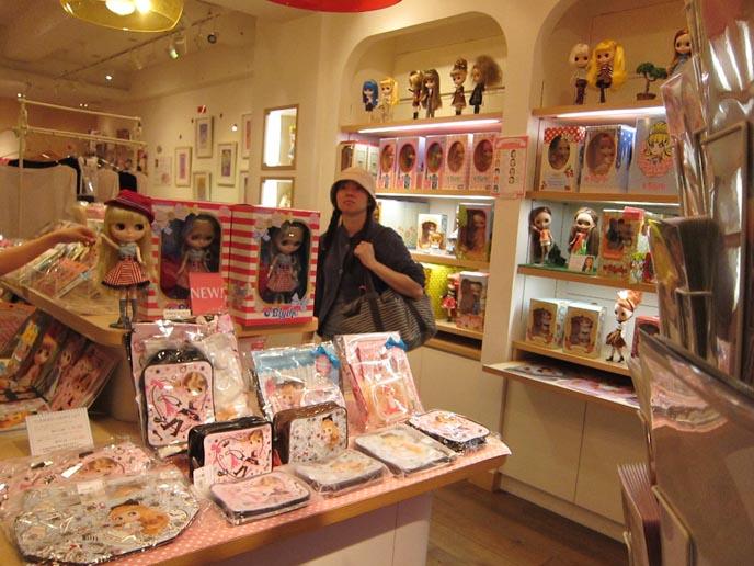 JUNIE MOON, BLYTHE DOLL SHOP IN DAIKANYAMA, TOKYO ...