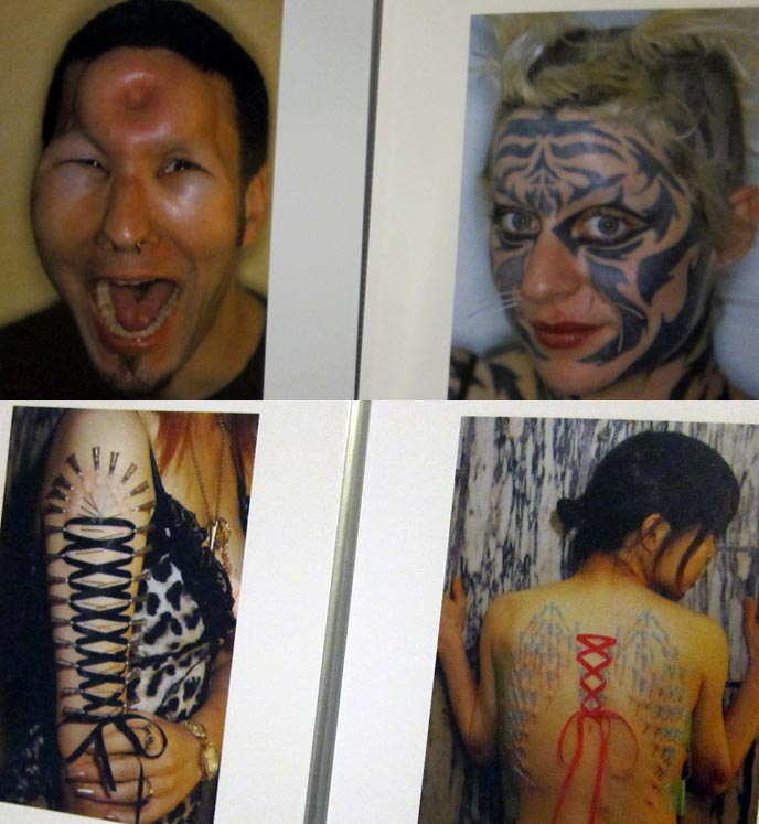 Extreme Male Body Modification