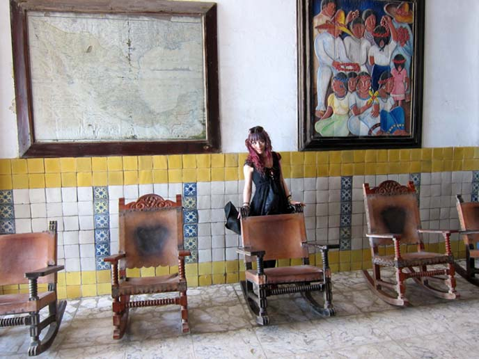 MAZATLAN tourism, centro historico, plaza machado, plaza mazatlan, old mazatlan houses, mexico tour ATTRACTIONS: HISTORICAL DISTRICT ARCHITECTURE. PINO SUAREZ MARKET, Goths in hot weather, DAY OF THE DEAD MEXICAN ART & SKULLS, food market, souvenirs, mexico dolls, dia de los muertos, sugar skulls