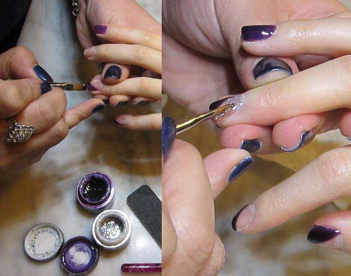 CUTE JAPANESE NAIL ART DESIGNS: BLING NAILS SALON, VANCOUVER