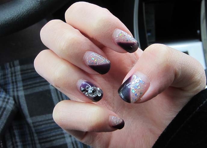 Cute Salon Nail Designs Www Pixshark Com Images