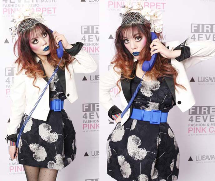 lady gaga outfit, cute japanese girls, gyaru, ラ カルミナ , カーミナ, ラ カーミナ, tokyo fashion, street style, harajuku girls,