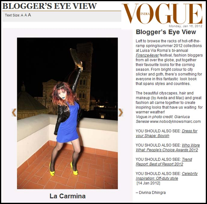 vogue india, famous fashion bloggers, vogue magazine, WORTH COUTURE PARIS, VERSACE: STEIFF TOY PUG DOG TO BENEFIT UNICEF. FASHION BLOGGERS CHARITY PROMOTION. PUG DOGS FOR HAPPY KIDS, LUISA VIA ROMA FASHION BLOGGERS STYLING, FIRENZE FOREVER, LUISAVIAROMA FIRENZE4EVER PARTY: FAMOUS TOP FASHION BLOGGERS, new york fashion week 2012, FLORENCE ITALY. luisa via roma, bryan boy, bagsnob, bryanboy, andy torres, style scrapbook, blonde salad, chiara ferragni, fashion squad, top fashion blogs, fashion blogging conference, fashion industry calendar, fashion shows, mac makeup, long fake eyelashes