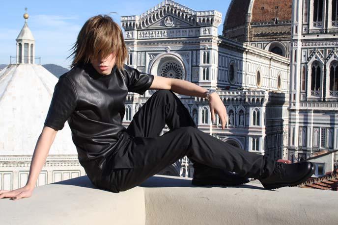 unif JERSEY AND CHIFFON CAPE DRESS, long sheer sleeves, little black dress, fashion week, fashion bloggers, top fashion blogs, luisaviaroma, modeling in italy, italian male model, sebastiano serafini, seba dnr, LUISA VIA ROMA, FASHION BLOGGERS inspiration, FIRENZE FOREVER, LUISAVIAROMA FIRENZE4EVER: FAMOUS TOP FASHION BLOGGERS, new york fashion week 2012, FLORENCE ITALY. luisa via roma, bryan boy, bagsnob, bryanboy, andy torres, style scrapbook, blonde salad, chiara ferragni, fashion squad, top fashion blogs, fashion blogging conference, fashion industry calendar, fashion shows, mac makeup, long fake eyelashes