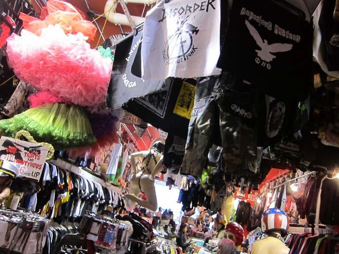 Alternative clothing stores nyc