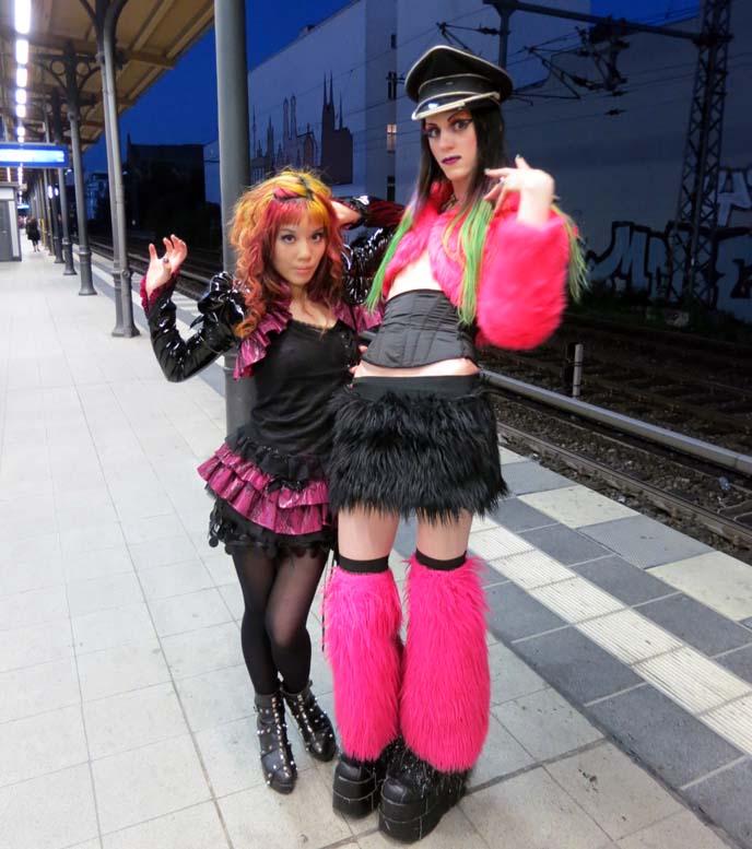 BERLIN gotik, goth clubs, FETISH GOTH NIGHTCLUB, ANGEL IN BONDAGE, FETISH PLAY PARTY. ALTERNATIVE GOTIK NIGHTLIFE, GERMANY GOTHIC CLUBS. Berlin goth scene, parties, alternative events, berlin fetish weekend, best berlin clubs, gay bars, gay scene, lgbt, germany gay district, fetish events, gothic stores, punk fashion, berlin punk clothing, germany latex, berlin fashion, clubbing guide, bar hopping, deutschland, pink hair, drag queen, cross-dressing, cross-dresser, glam rock makeup, pvc dress
