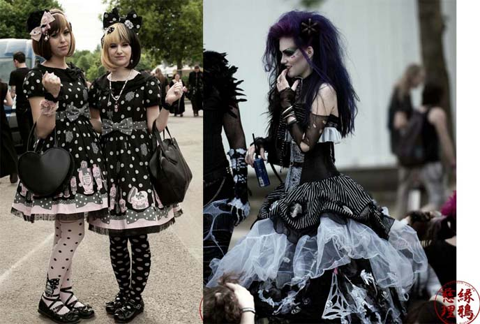 WAVE GOTIK TREFFEN Clothing Fashion Wgt Guests 2012 Goth Music Festival