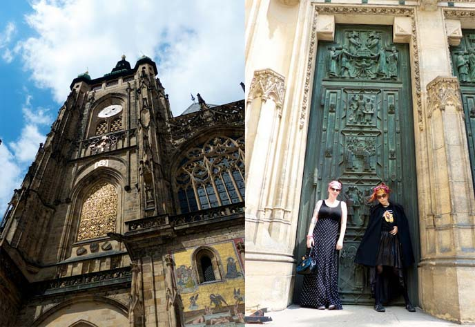 Prague Castle Goth Clubs Amp Alternative Travel Tips Cross