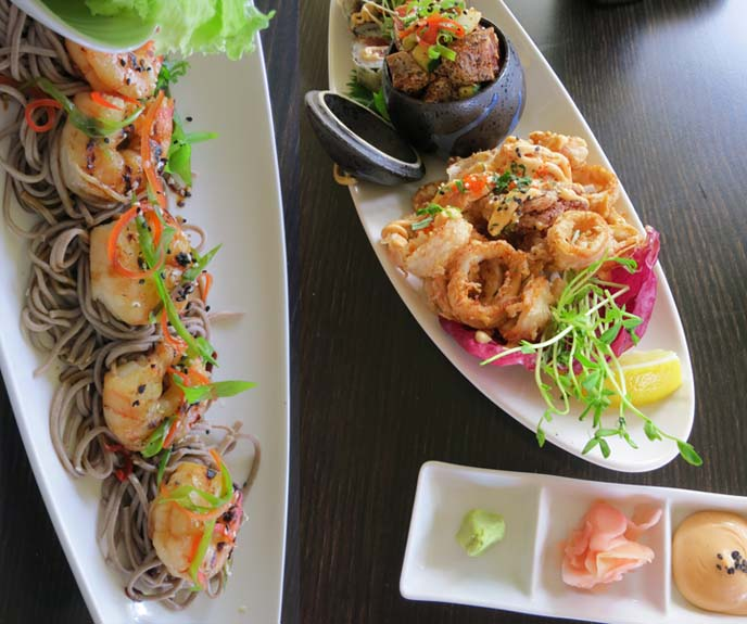 Hawaiian paradise beautiful maui hawaii hotel fairmont for Asian cuisine maui