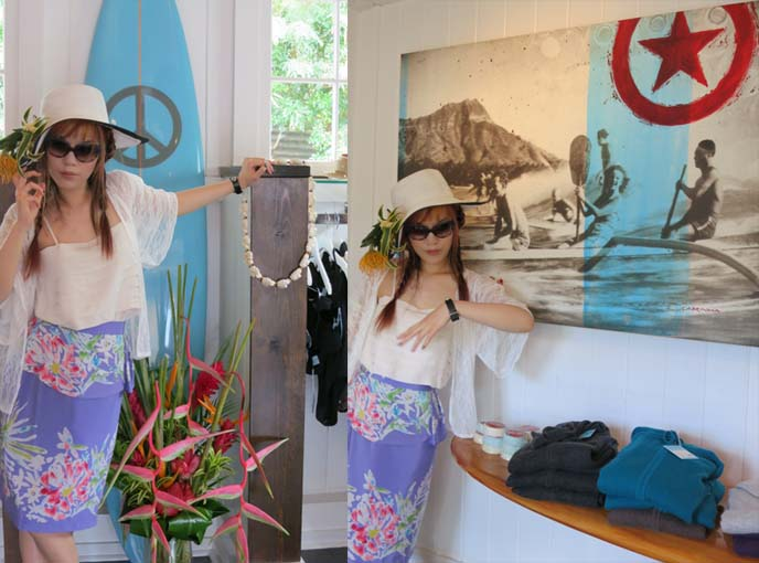 flower sunhat, flower hats, LETARTE SWIMWEAR SHOP IN PAIA, MAUI: HAWAIIAN DESIGNER SWIMSUITS. SKULLS & LEOPARD PRINT BIKINIS, BEACH COVERUPS, buy letarte swimsuit, lisa letarte cabrinha, designer Swimsuits & Bikinis, swimsuit models, swimwear model, buy sports illustrated swimsuits, hawaii swimsuit photos, bikini photos, swimsuits, la carmina, fashion tv host, fashion tv interview, paia town, maui shopping, best maui shops, maui hawaii shopping guide, hip cool stores, womenswear, sundresses, beach fashion
