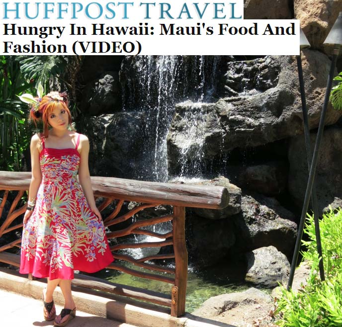 HAWAII food, hawaiian fashion, maui travel, maui luxury hotels, best maui vacations, Travel Tips , Fashion , Food , Video , Japanese Food , La Carmina , Destinations , Fashion Blogger , Fashion Bloggers , Hawaii , Hawaii Travel , Lacarmina , Maui , Photo Galleries , Travel Tv , travel video , U.s. Destinations , U.S. Destinations , Vacation , Travel News