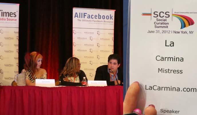 MediaBistro social media panel, social networking conference, social media experts, tumblr twitter tips,