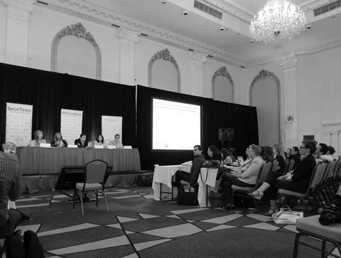 MediaBistro event, Social Curation Summit, Internet social media panel, social networking conference, social media talks