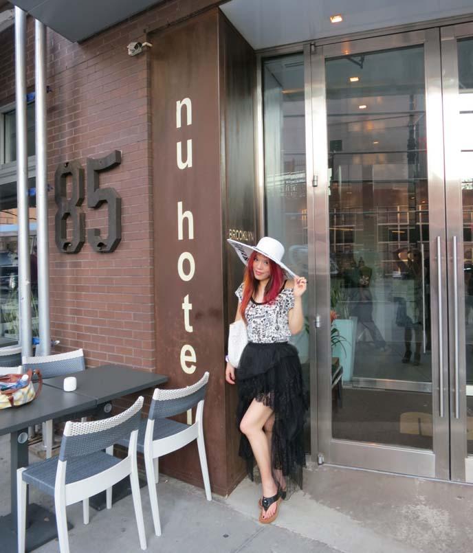 La carmina blog goth alternative fashion travel style for Hip boutique hotels