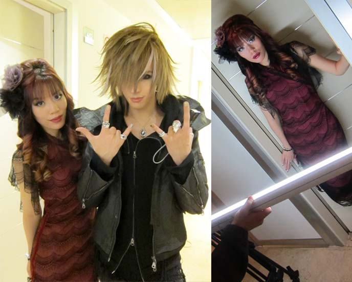 Brilliant Dnr Rock Princess Music Video Dreams Not Reality New Pv Filmed Hairstyle Inspiration Daily Dogsangcom