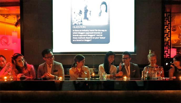hong kong fashion, social media week, it izzue, pinup curls hairstyle