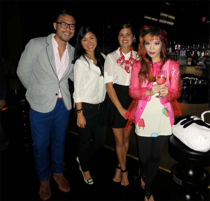 hong kong fashion bloggers, dragon-i club, hong kong nightclub, social media panel, fashion blogging