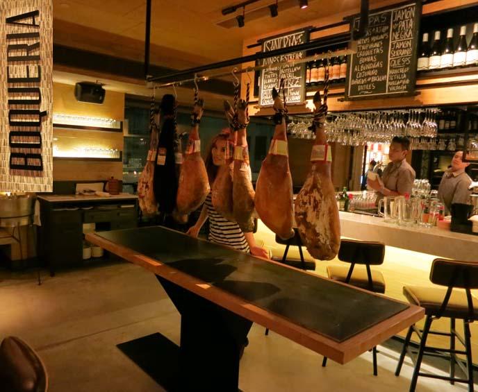 boqueria hong kong, spanish restaurant, spanish tapas, boqueria hk, hotel rhombus lkf