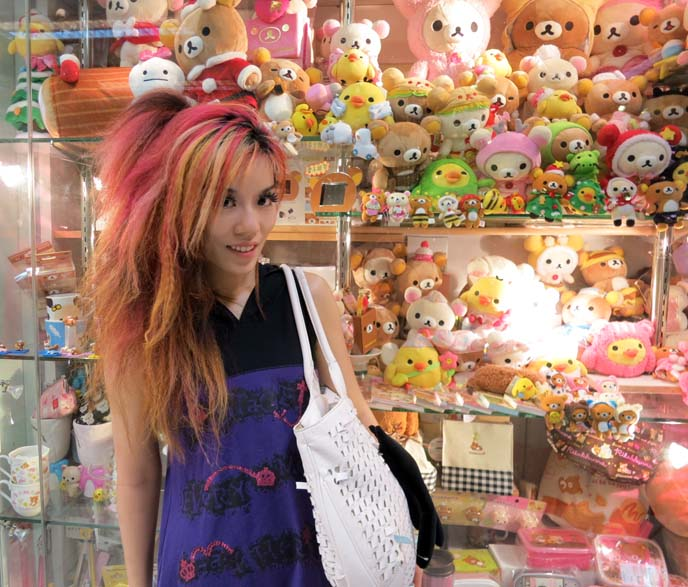 rilakkuma, rilakuma bear toys, mongkok shops, japanese stores in hong kong, top fashion bloggers, fashion blog, hong kong best shopping, mongkok shops, shopping mall, langham place mongkok, halloween hong kong, fashion blogger, hong kong shopping centers, department stores, new town mall hong kong, it izzue, gothic lolita shops, goth boutiques, hong kong alternative clothes, buying clothing