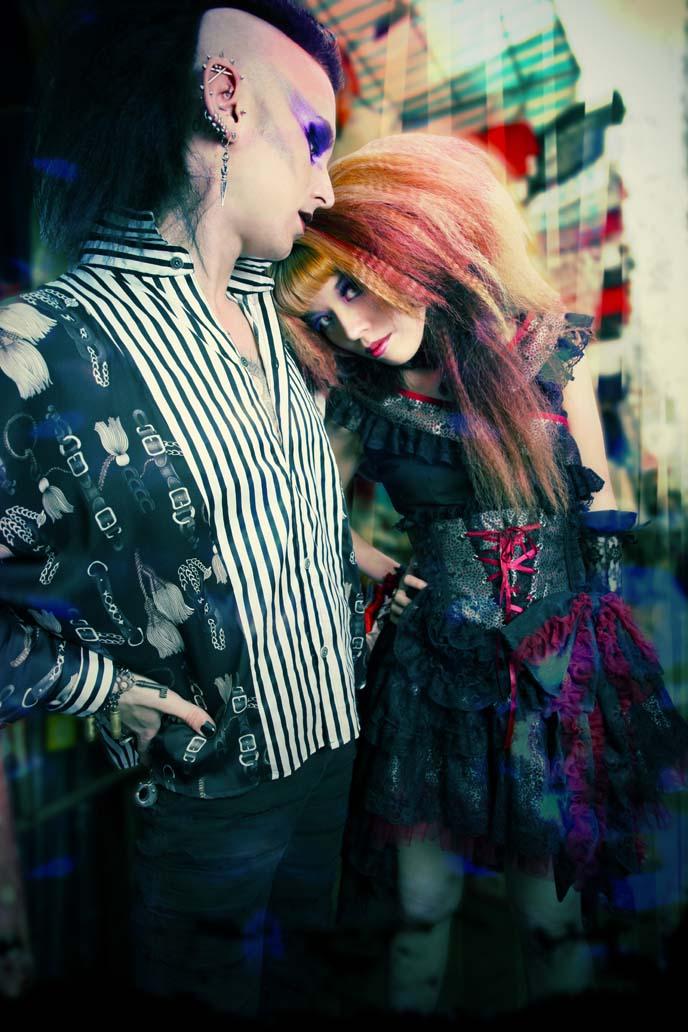 la carmina model, dark beauty magazine, lolita modeling, lolita models, gothic lolita dress