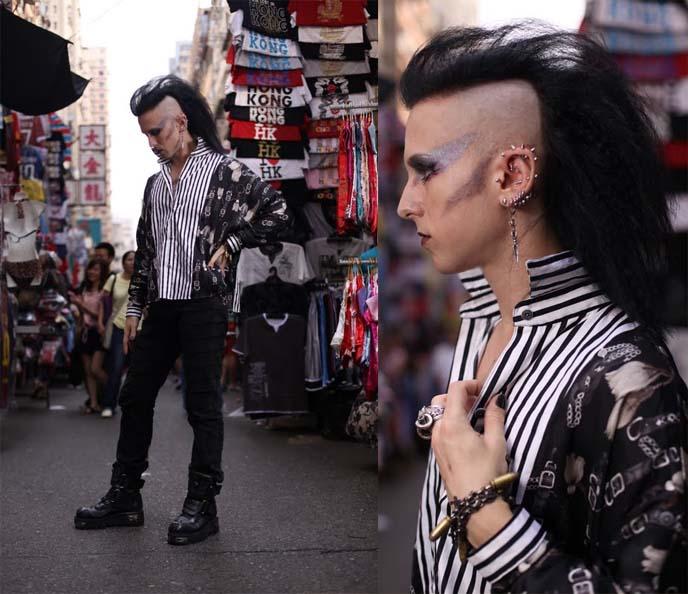 dark beauty, china goth, japanese lolitas, lolita modeling, lolita models, gothic lolita dress