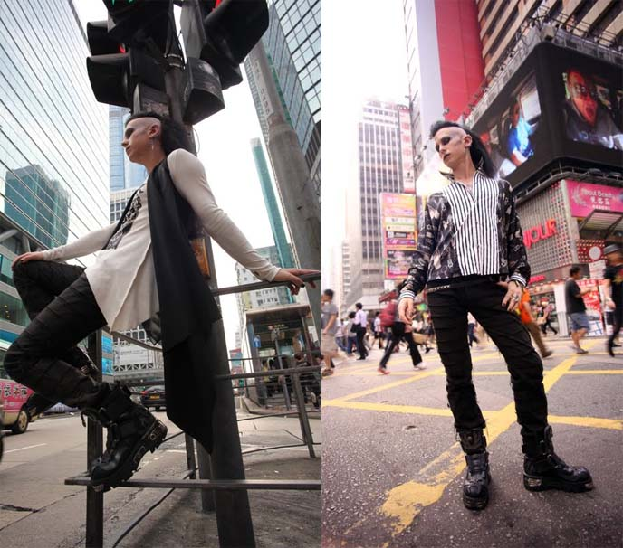 dark beauty street style, goth model, gothic fashion photography, GOTHIC LOLITA brands