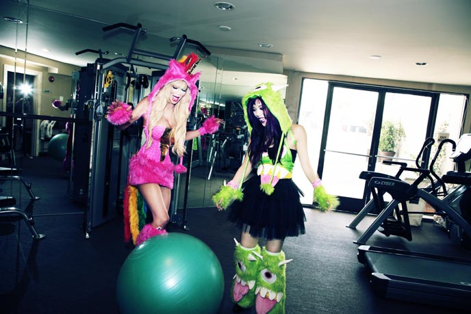 josie stevens, reality tv show, reality tv star, unicorn costume, costume model