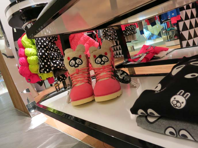 hyoma, chinese streetstyle, bunny shoes, rabbit sneakers