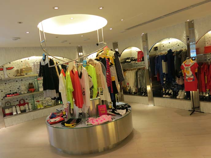 TwoPercent Hong Kong, 2% hong kong, Miffy clothes collaboration, world trade center causeway bay