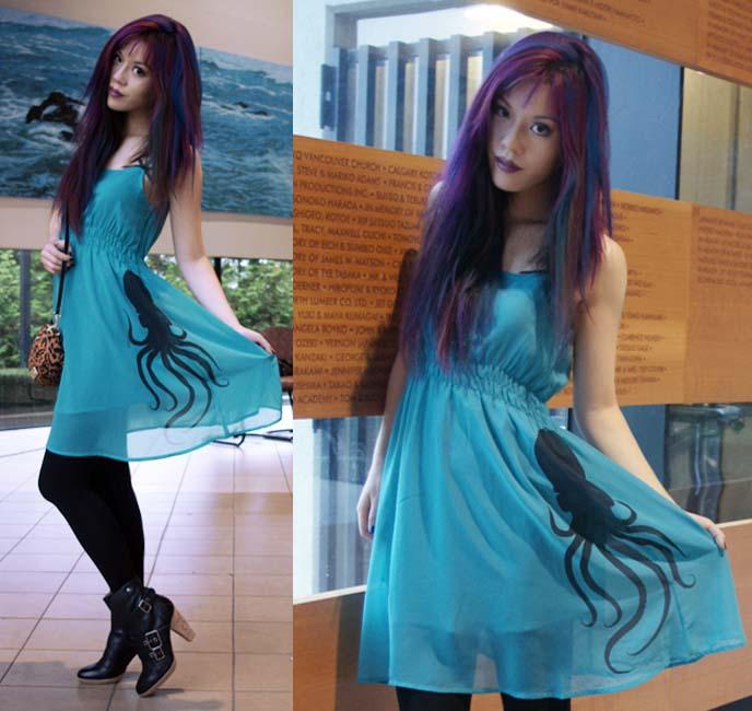 Win Hypercolor Dip-Dye: temporary neon hair color & brow