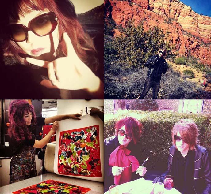 la carmina instagram, phoenix tourism, phoenix arizona travel, bloggers press trip, travel bloggers press trip, arizona, mesa, sedona, alternative phoenix, jrock, jrockers, goth, gothic, road trip
