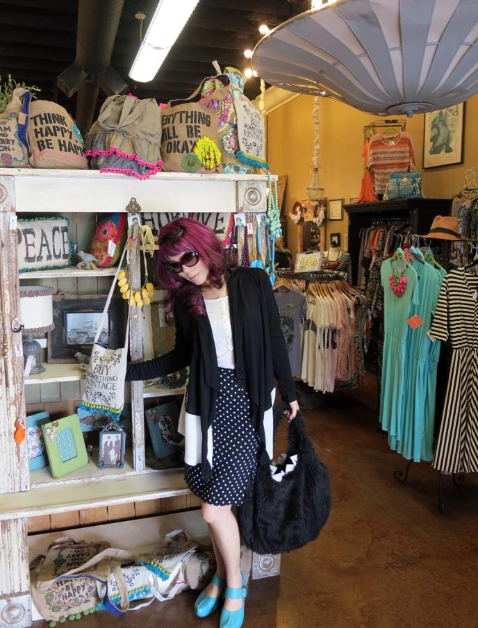 Downtown Mesa, Arizona shopping: street art, bohemian fashion ...