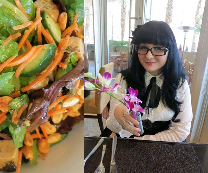 district restaurant, sheraton hotel downtown phoenix, egl, lolita daily, lolita outfit, cute gothic lolita girl, classic lolita