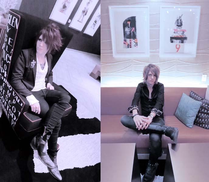 goth fashion, visual kei, jrock, visual kei makeup, jrock boys, goth boys