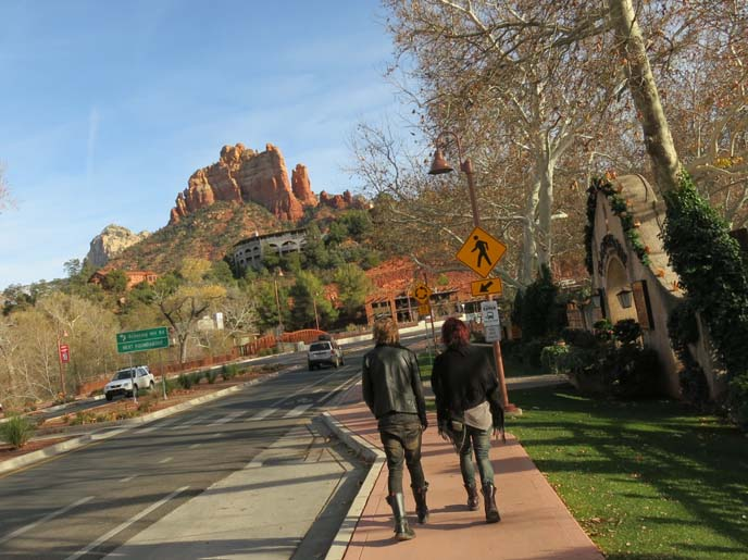 Sedona, Arizona, road trip, hiking, sedona mountains