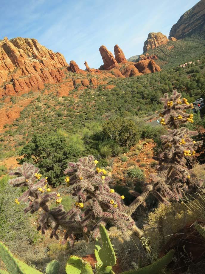 sedona arizona road trip, spiritual centers and nature