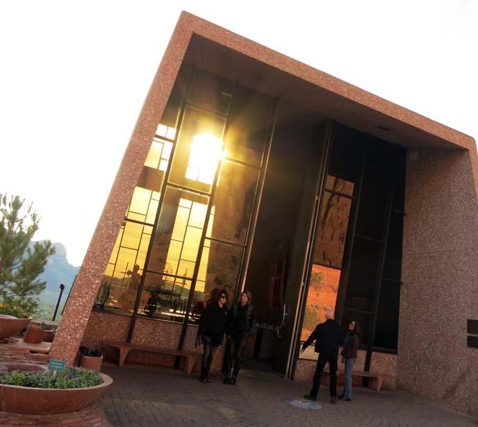 church of the holy cross, chapel of holy cross, Sedona, Arizona, catholic church, red rock