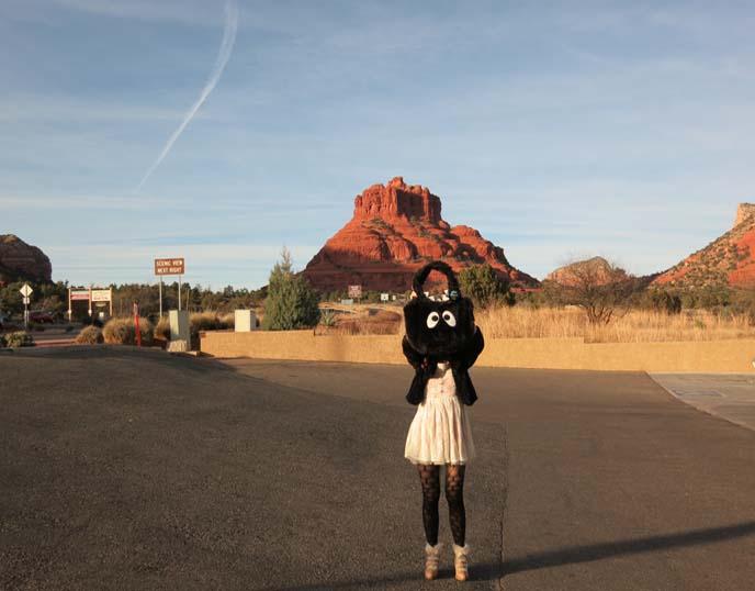 church of the holy cross, chapel of holy cross, Sedona, Arizona, catholic church, arizona landscape