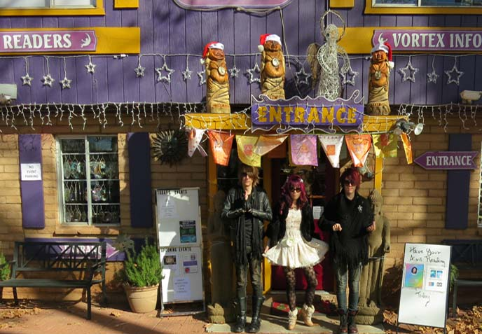 center for the new age, sedona new age store, new age travel, visual kei, jrock style