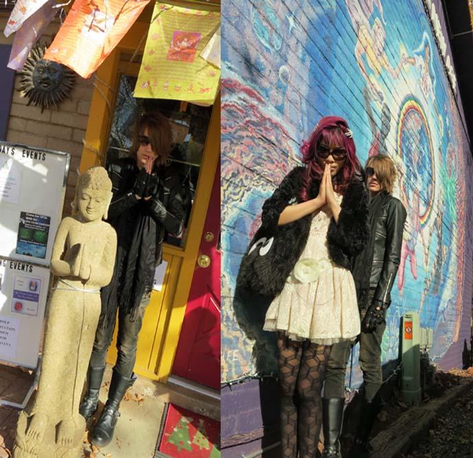 center for the new age, sedona book store, new age mural, Sedona art