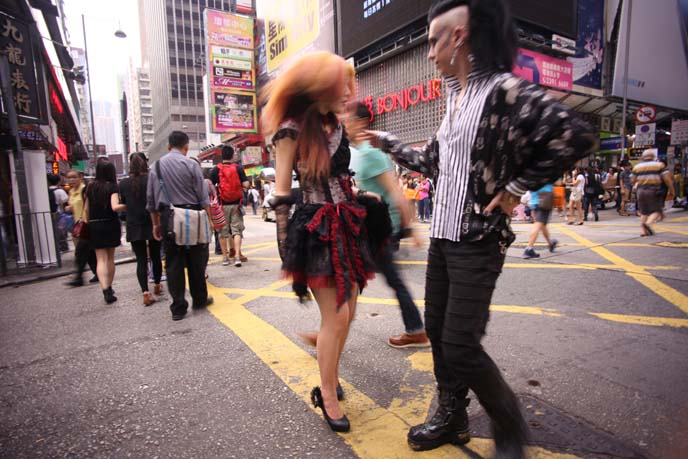 asian goths, japanese goth girl, japan goth, japanese goth makeup