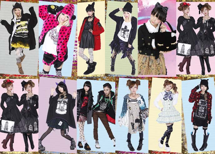a5c2a6f88f gothic lolita brands, gothic lolita dresses, cool japan, young japanese  fashion, tokyo