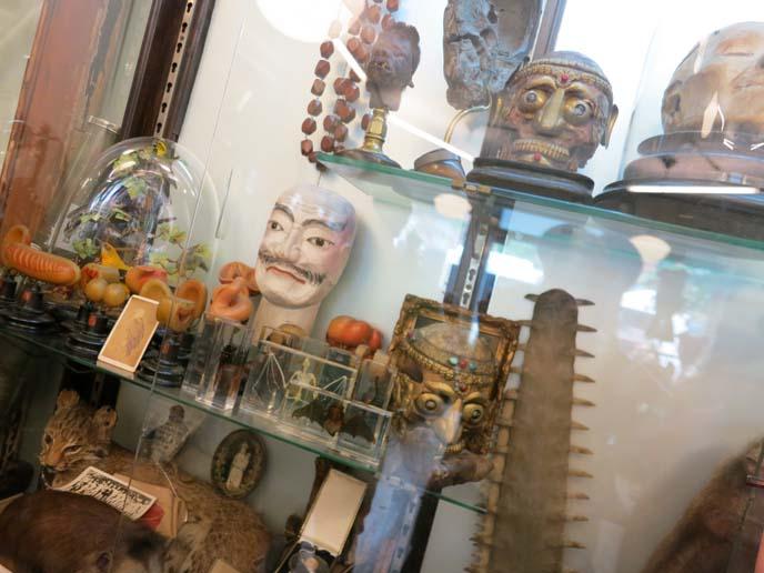oddities, goth tv host, Mike Zohn, Evan Michelson, Ryan Matthew, oddities antiques